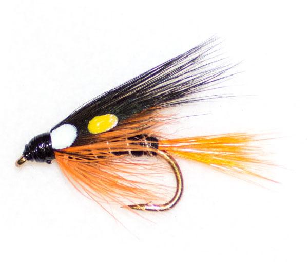 Gold Bead Buzzers Mixed 10//12 Trout Flies 6 Pack Goldhead Orange UV Buzzer