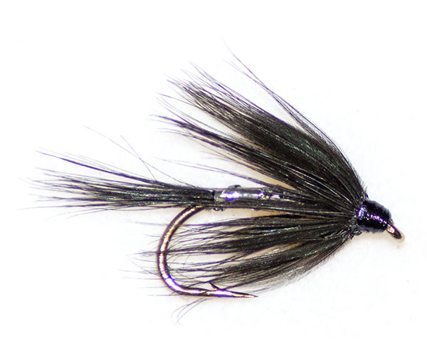 Blae silver traditional wet fly trout fishing flies from for Wet fly fishing