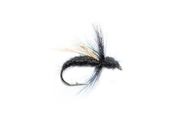 Black Flying Ant, Fish Fishing Flies Dry Flies