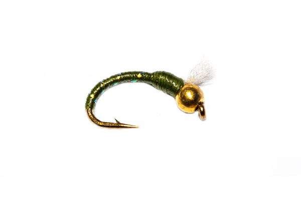 Goldhead Glass Olive Epoxy Buzzer