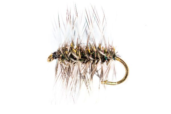The Fantastic Griffiths Gnat Dry Fly