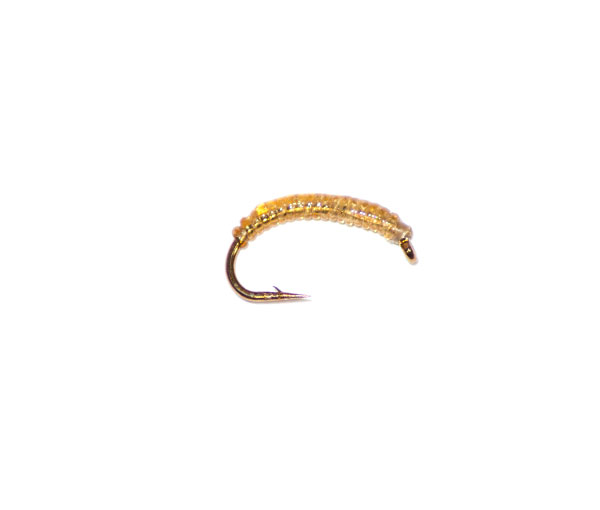 Mealworm epoxy buzzer fish fishing flies for Mealworms for fishing
