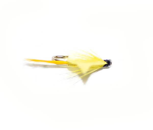 Yellow sally traditional wet fly from the guys at fish for Sally t fishing
