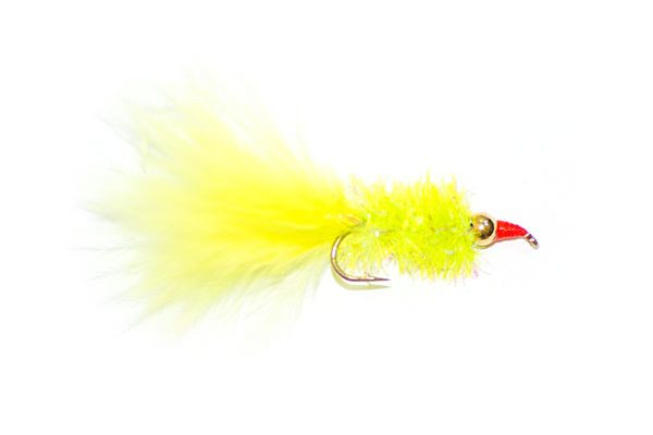 fishing flies fritz type nomad