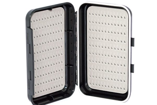 waterproof fly box holds 240 flies - fish fishing flies brand quality