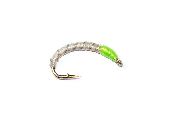 trout fishing flies Okey Dokey Fluorescent Green