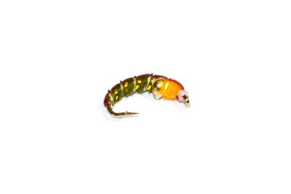 Czech Nymph Deeper Olive and Amber