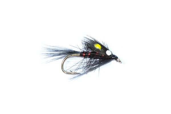 fishing flies diawl bach stealth holographic nymph