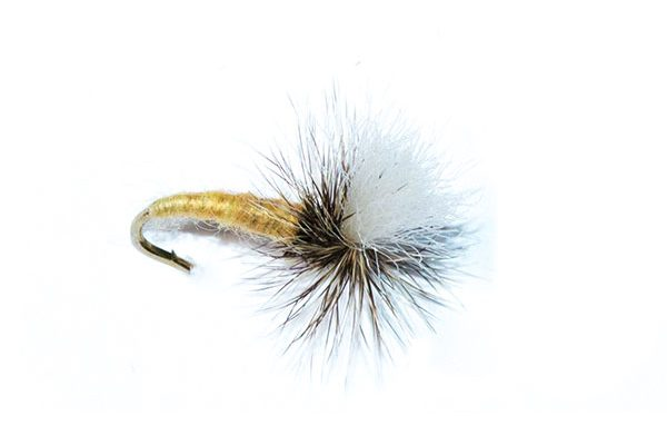 fishing flies klinkhammer natural pattern