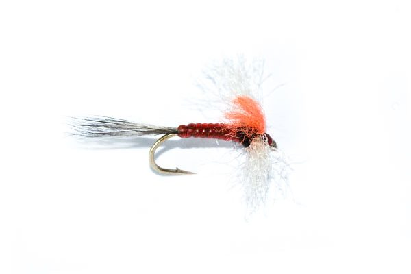 fish fishing flies brand hi vis poly spinner