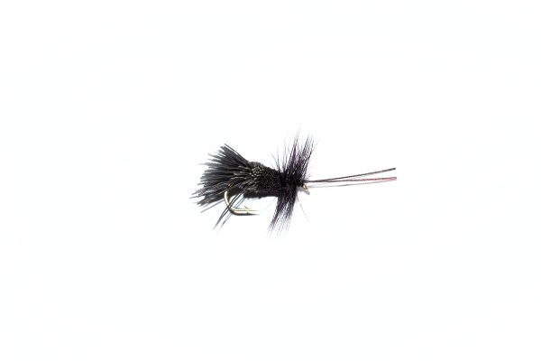 Fishing Flies Black Horned Deer Hair Sedge