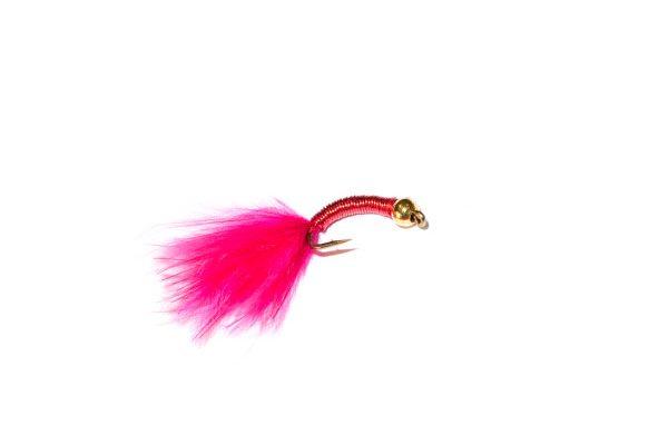 fish fishing flies Copper Bloodworm fishing flies