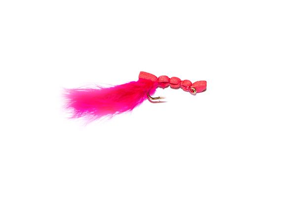 Fish fishing flies branded UK quality trout fishing flies introduces the Red Floating Blood Worm