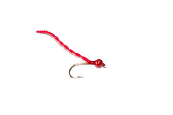 Mini Red Blood Worm