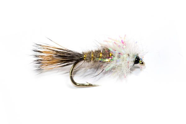 Gold Ribbed Hares Ear Pearly Thorax