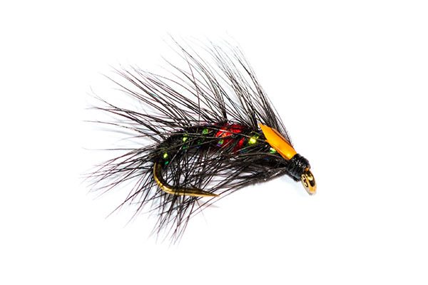 Fish Fishing Flies Brand Quality brings you the Bibio Snatcher