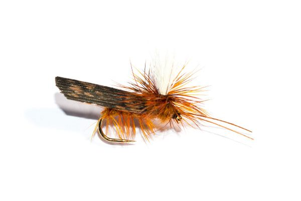Fish Fishing Flies Brand Quality, Dry Parachute Caddis