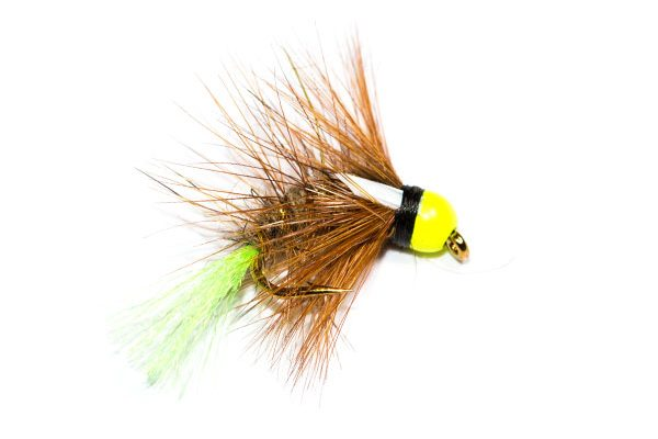 Fish Fishing Flies Brand HotHead Hares Ear Snatcher