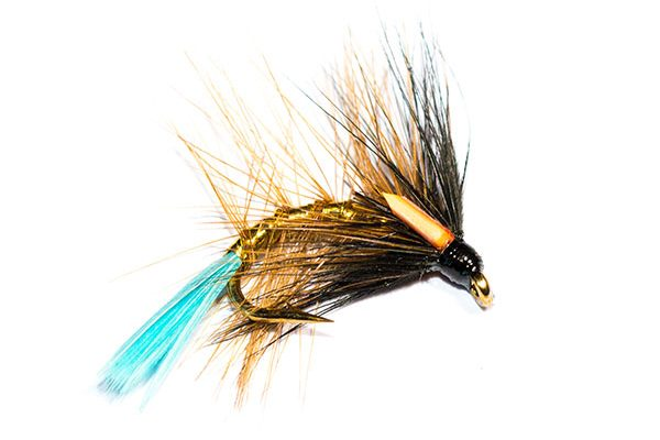 Kingfisher Snatcher type fishing fly