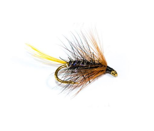 Fish Fishing Flies Brand, Straggle Fritz Kate McLaren Wet