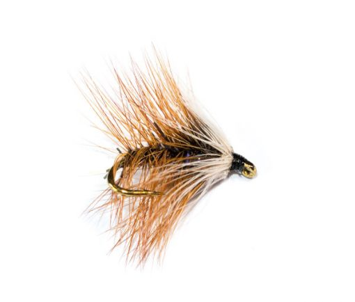 Fish Fishing Flies Straggle Fritz Loch Ordie Wet