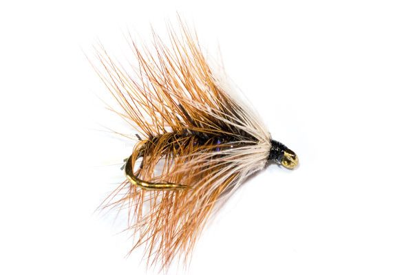 Fish Fishing Flies Straggle Fritz Loch Ordie Wet