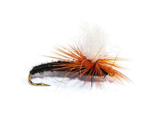 Fish Fishing Flies Black Klinkhammer Emerger