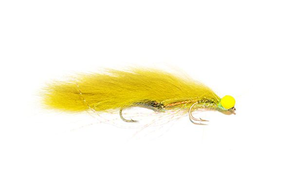 Fish Fishing Flies Brand, Booby Snake Olive