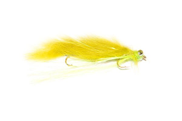 Trout Fishing Flies, Olive Snake