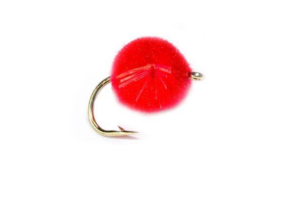 Trout Fishing Flies, Fish Fishing Flies Brand, Red Crystal Egg