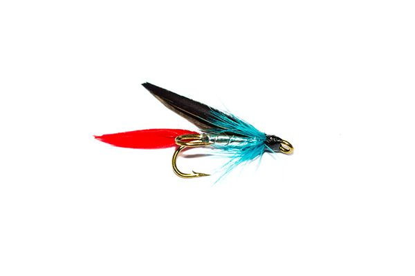 Butcher Double Wet Fly, trout and salmon fishing flies online