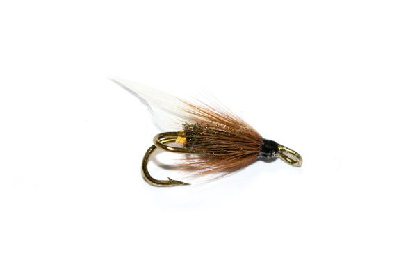 widest range of quality trout flies Coachman Double Wet Fly