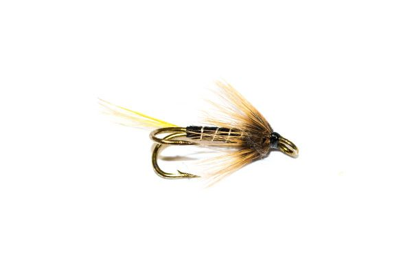 Connemara Black Double Wet Fly