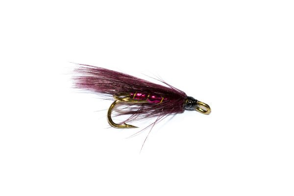 Fish Fishing Flies Brand, Dark Mackerel Double Wet Fly