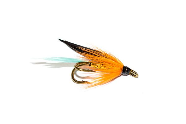 Fish Fishingh Flies Quality, Kingfisher Butcher Double Wet Fly