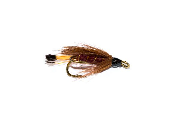 Fish Fishing Flies Online sales Mallard & Claret Double Wet Fly