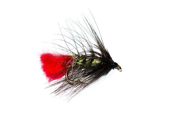 Fish Fishing Flies Brand Quality, UV Pearly Body Black Zulu