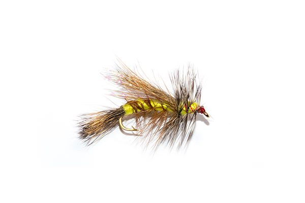 See the full range of stimulator fly patterns at fish fishing flies. Mini Stimulator Yellow Crystal Flash