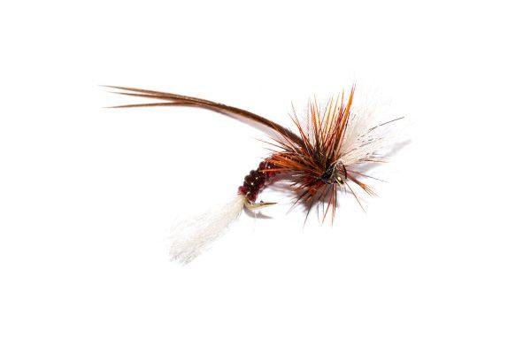 Fish Fishing Flies, Red Drake Emerger Fishing Fly