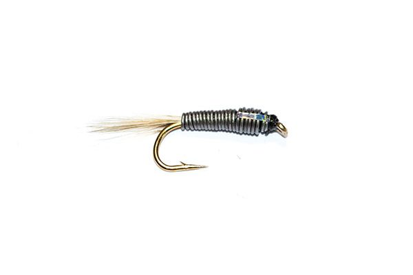 Fish Fishing Flies Brand Quality, Stalking Bug Holographic Lead