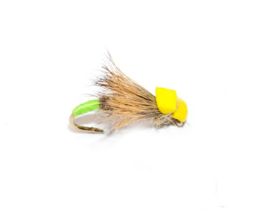 Balloon Hammer dry fly