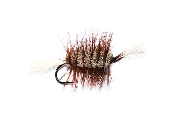 Brown Bomber Salmon Fly
