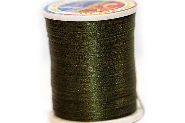 Waterburn Classic Fly Tying Thread 220Mtr Spool Dark Olive