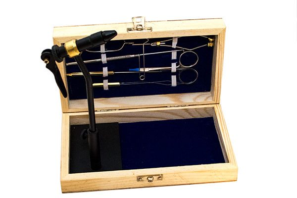 Waterburn Classic Portable Fly Tying Kit