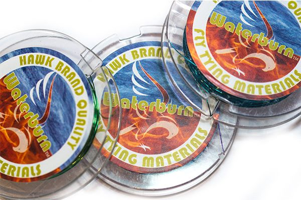 Fish Fishing Fly Tying brings you, waterburn Fly Tying Wire
