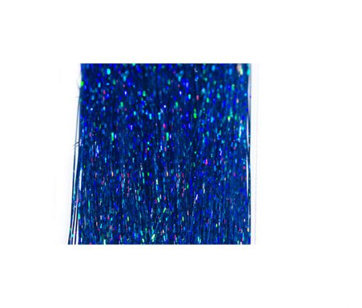 Fish Fishing Flies and Fly Tying, Waterburn Fineline Ultra Holographic Tinsel 150 strand 280mm long