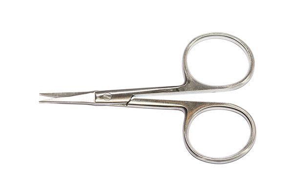 Fish Fly Tying and Fishing Flies, Waterburn Pro Ultra Fine Point 100mm Fly Tying Scissors