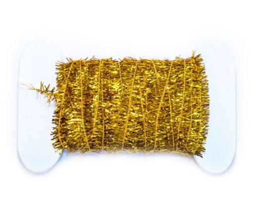 Waterburn Synthetic Line 7mm Cactus Straggle Mini Fritz Card Bobbin 24k gold