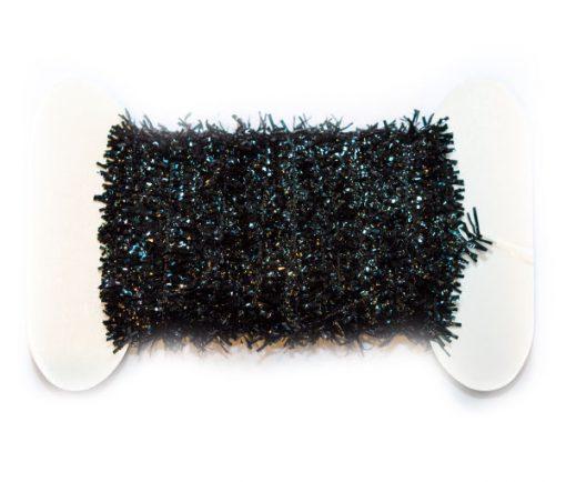 Waterburn Synthetic Line 7mm Cactus Straggle Mini Fritz Card Bobbin black