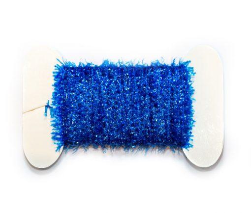 Waterburn Synthetic Line 7mm Cactus Straggle Mini Fritz Card Bobbin blue